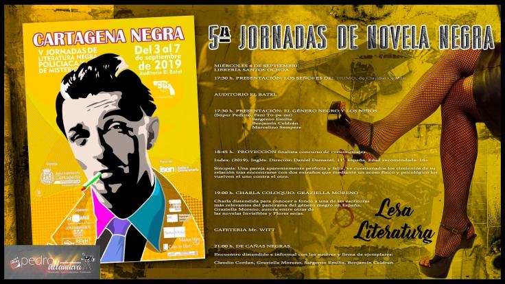 CartagenaNegra Día 4