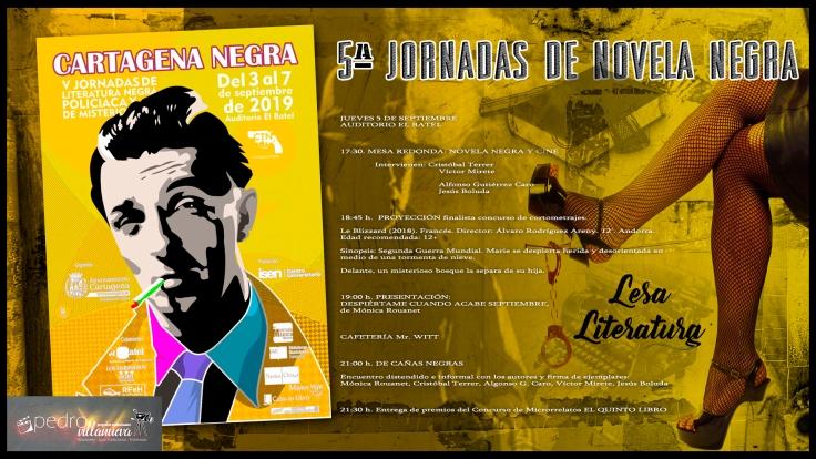 CartagenaNegra Día 5