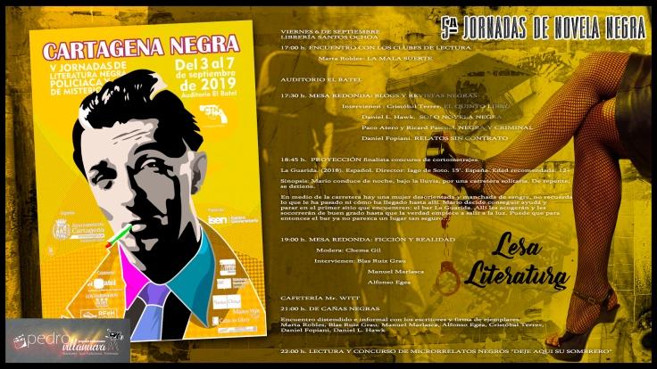 CartagenaNegra Día 6